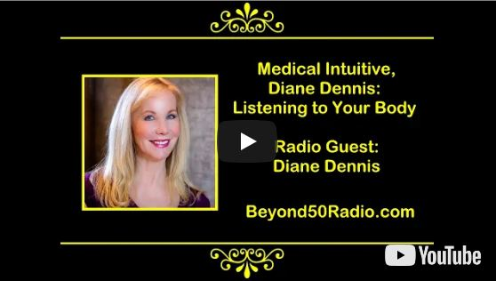 Listening to the Body: Radio Interview with Beyond 50